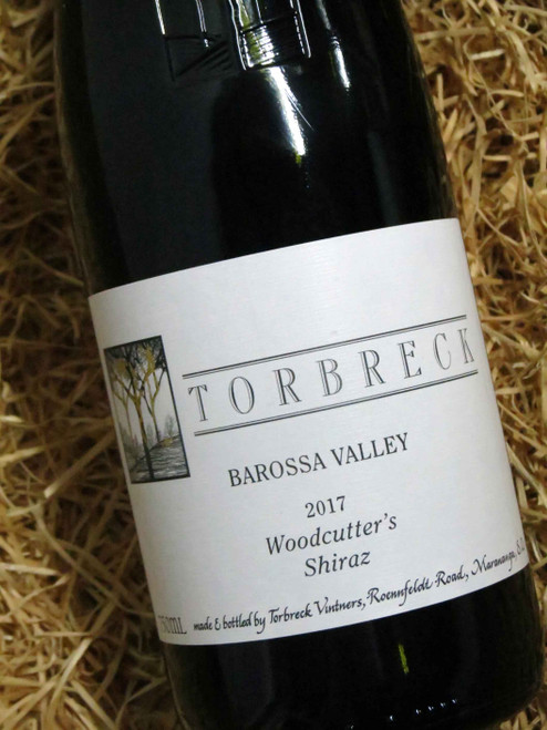 [SOLD-OUT] Torbreck Woodcutters Red Shiraz 2017