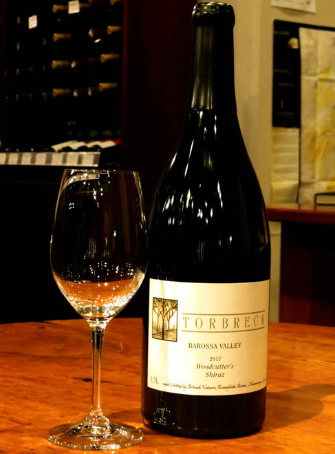 [SOLD-OUT] Torbreck Woodcutters Red Shiraz 2017 1500mL-Magnum