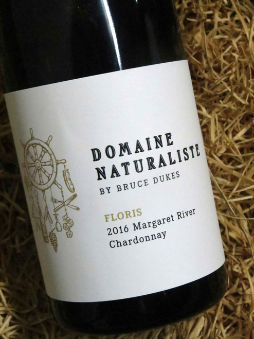 [SOLD-OUT] Domaine Naturaliste Floris Chardonnay 2016