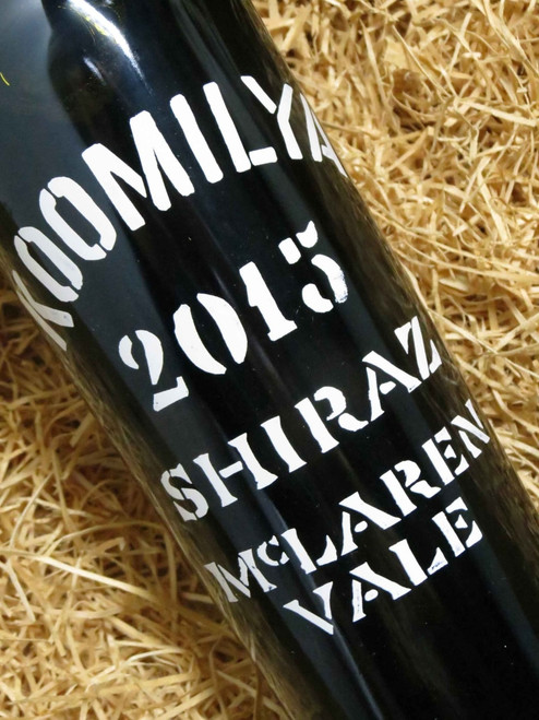 [SOLD-OUT] S C Pannell Koomilya Shiraz 2015