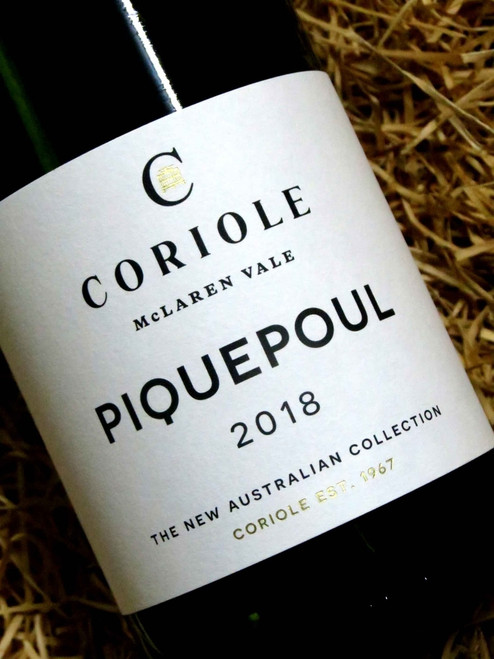 [SOLD-OUT] Coriole Piquepoul 2018
