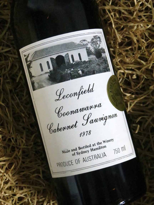 [SOLD-OUT] Leconfield Coonawarra Cabernet Sauvignon 1978
