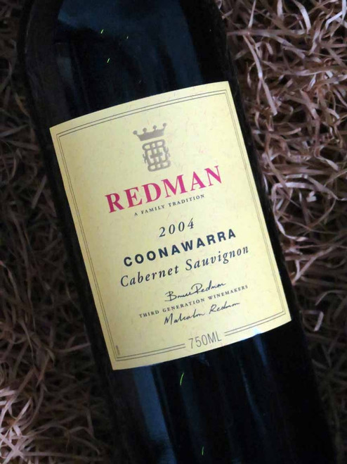 [SOLD-OUT] Redman Cabernet Sauvignon 2004