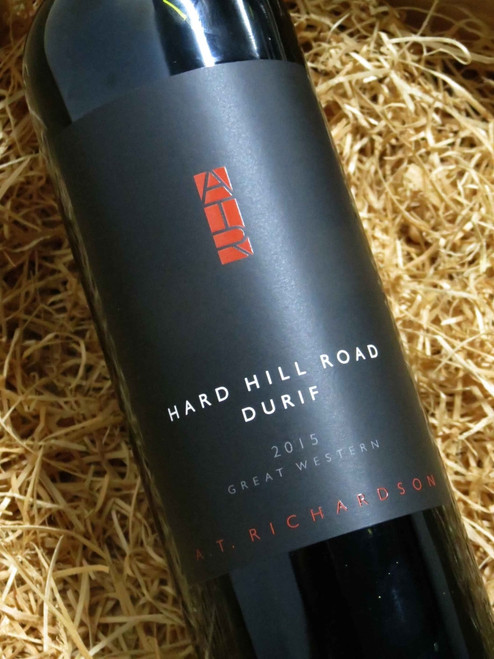[SOLD-OUT] AT Richardson Hard Hill Road Durif 2015
