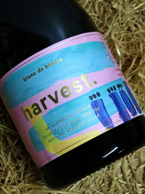 [SOLD-OUT] Harvest by Unico Zelo Blanc de Blancs 2018