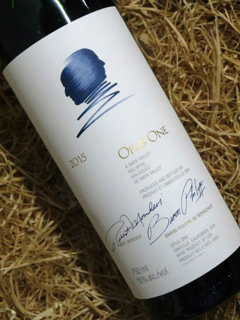 [SOLD-OUT] Opus One Napa Valley Cabernets 2015