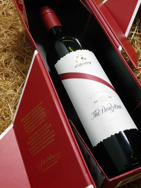 [SOLD-OUT] d'Arenberg Dead Arm Shiraz 2015 'SIGNED'