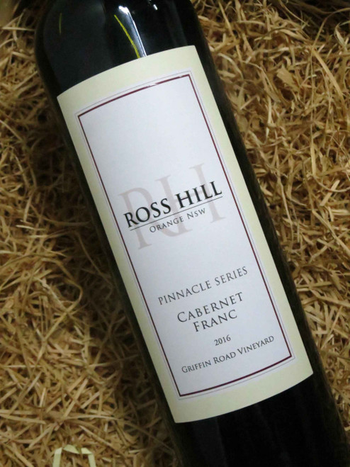 [SOLD-OUT] Ross Hill Pinnacle Cabernet Franc 2016