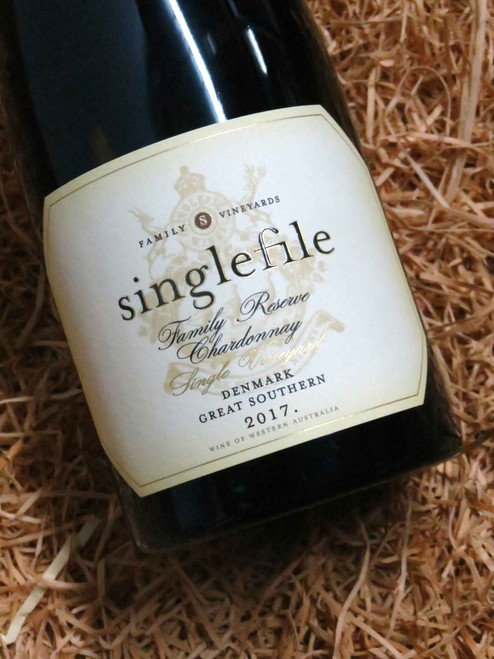 [SOLD-OUT] Singlefile Family Reserve Chardonnay 2017
