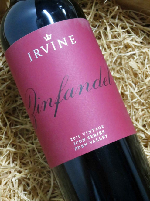[SOLD-OUT] Irvine Zinfandel 2016