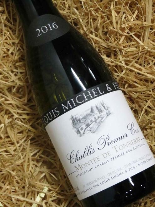 [SOLD-OUT] Louis Michel Premier Cru Montee de Tonnerre 2016 375mL-Half-Bottle