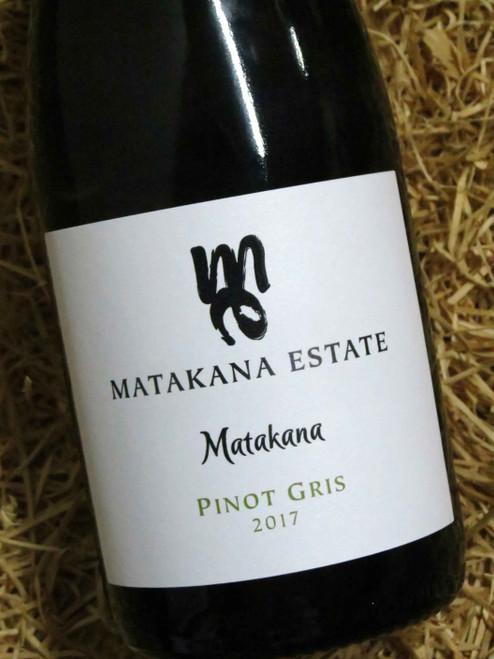 [SOLD-OUT] Matakana Estate Pinot Gris 2017