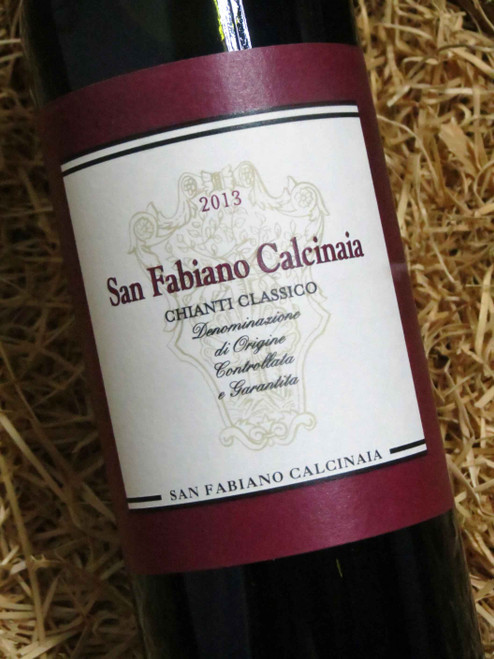 [SOLD-OUT] San Fabiano Chianti Classico 2013