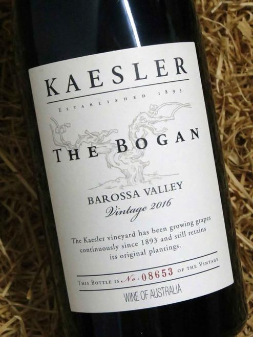 [SOLD-OUT] Kaesler The Bogan Shiraz 2016