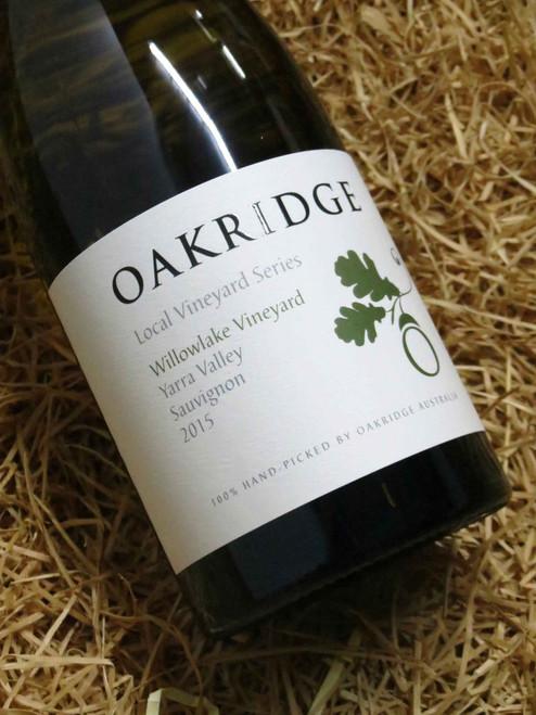 [SOLD-OUT] Oakridge Local Vineyard Series Oakridge Local Vineyard Series Sauvignon 2015