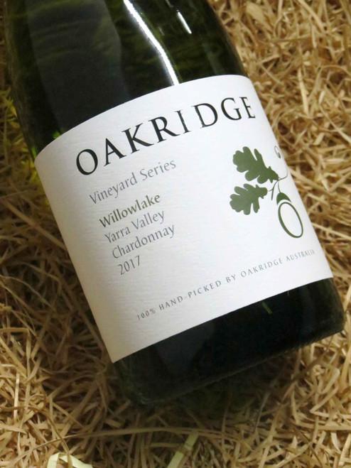[SOLD-OUT] Oakridge Local Vineyard Series Willowlake Chardonnay 2017