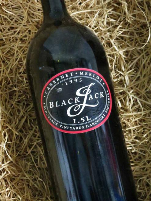 [SOLD-OUT] Blackjack Cabernet Merlot 1995 1500mL-Magnum