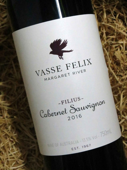 [SOLD-OUT] Vasse Felix Filius Cabernet Sauvignon 2016