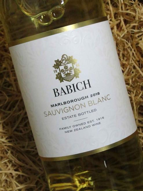 [SOLD-OUT] Babich Sauvignon Blanc 2018