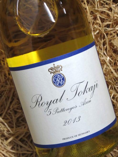 Royal Tokaji Blue Label 5 Puttonyos 2013 500mL