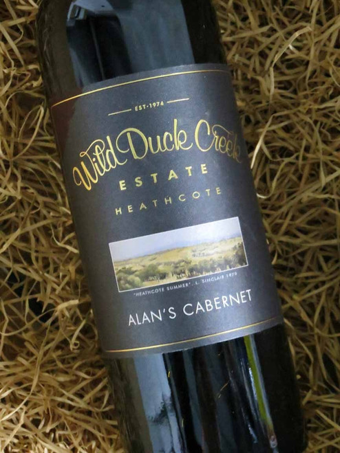 [SOLD-OUT] Wild Duck Creek Alan's Cabernet Sauvignon 2015