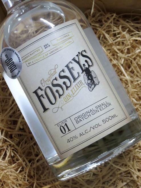 Fossey's Original Gin Elixir 500mL