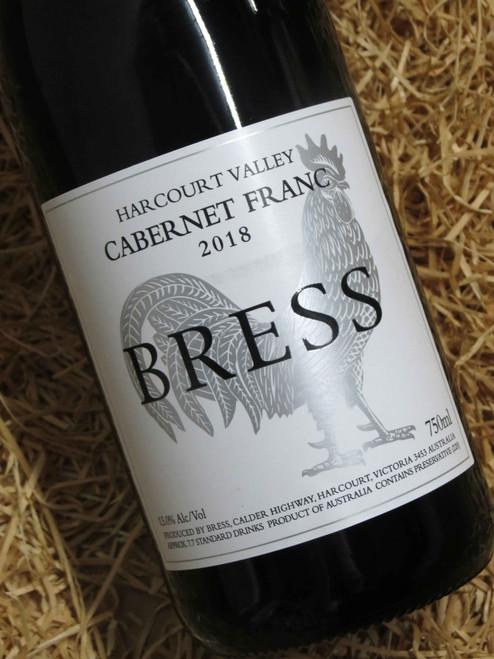 [SOLD-OUT] Bress Silver Chook Cabernet Franc 2018