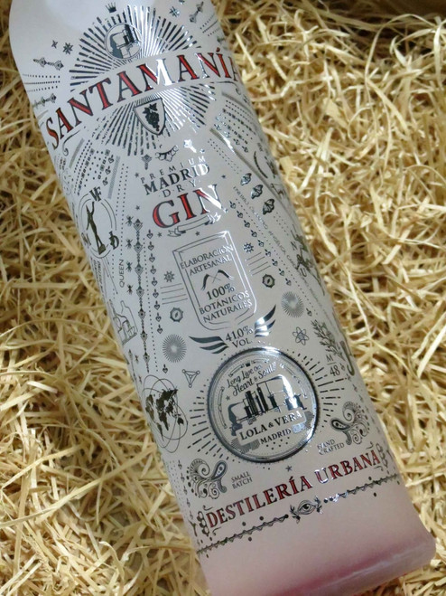Santamania Madrid Dry Gin
