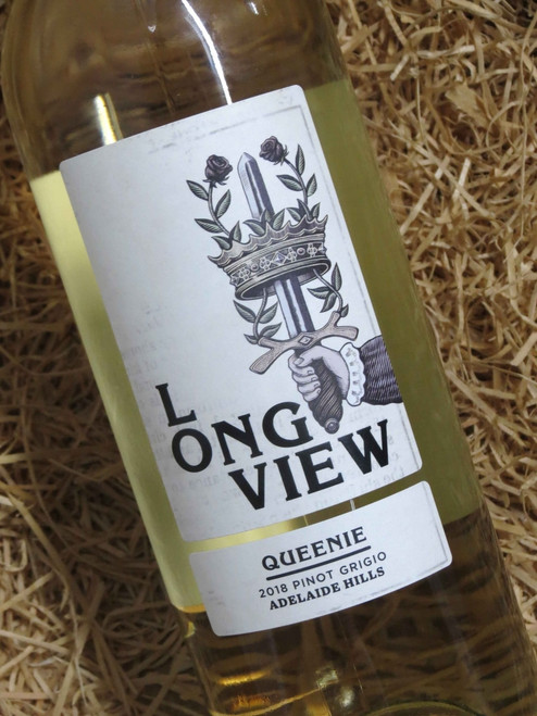[SOLD-OUT] Longview Queenie Pinot Grigio 2018
