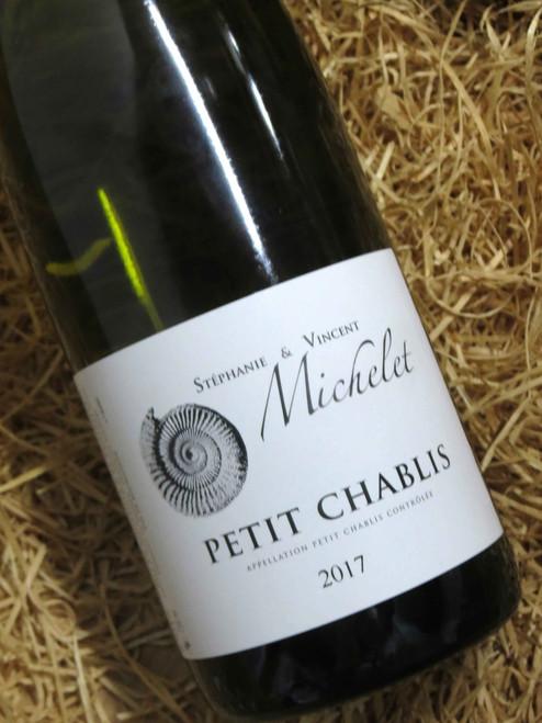 [SOLD-OUT] Michelet Petit Chablis 2017