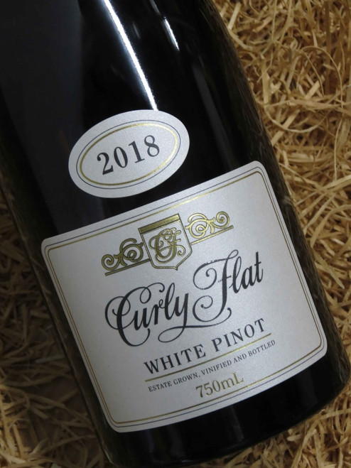 [SOLD-OUT] Curly Flat White Pinot Noir 2018