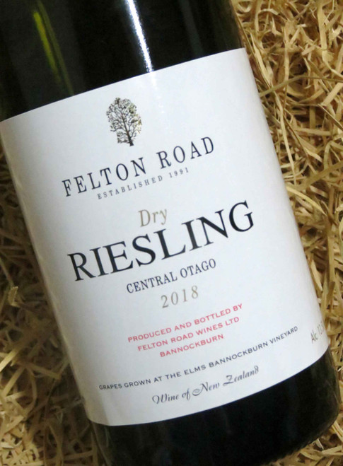 [SOLD-OUT] Felton Road Dry Riesling 2018