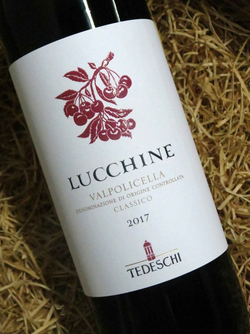 [SOLD-OUT] Tedeschi Valpolicella Lucchine 2017