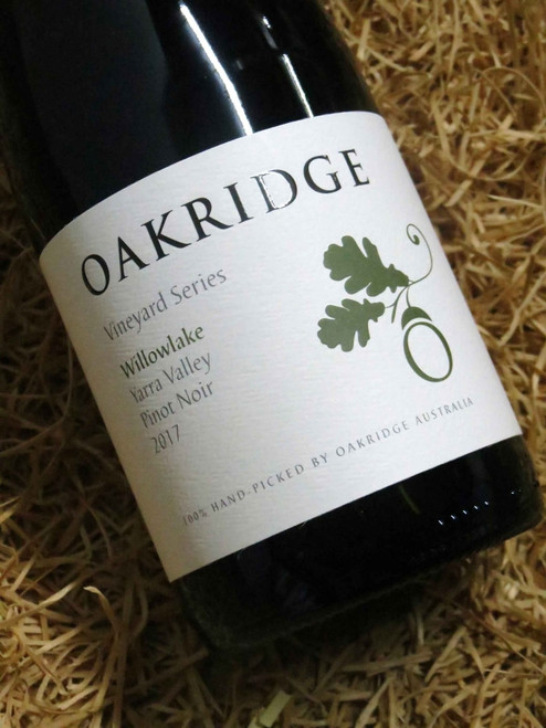 [SOLD-OUT] Oakridge Local Vineyard Series Willowlake Vineyard Pinot Noir 2017