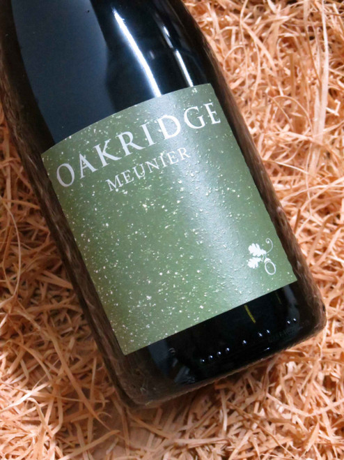 [SOLD-OUT] Oakridge Pinot Meunier 2018