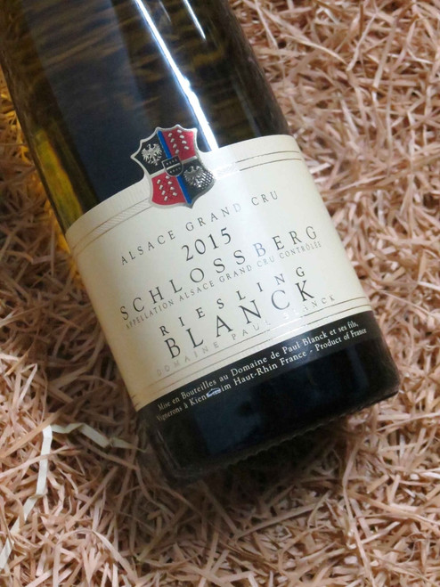 [SOLD-OUT] Paul Blanck Schlossberg Grand Cru Riesling 2015
