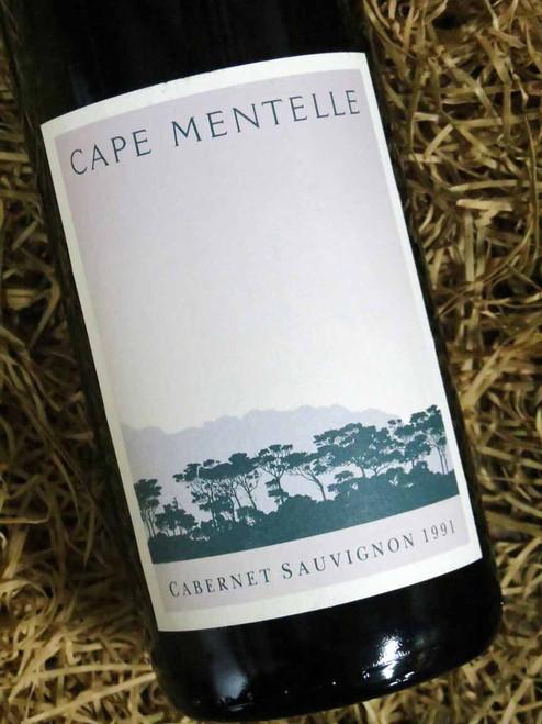 [SOLD-OUT] Cape Mentelle Cabernet Sauvignon 1991