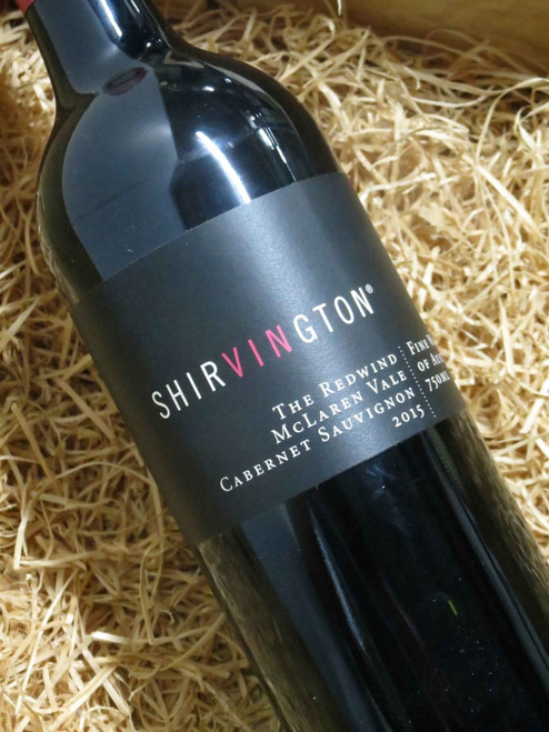 Shirvington The Redwind Cabernet Sauvignon 2015