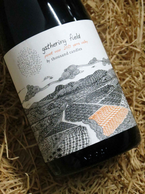 [SOLD-OUT] Thousand Candles Gathering Field Pinot Noir 2017
