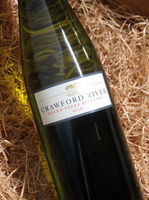 [SOLD-OUT] Crawford River Young Vines Riesling 2018