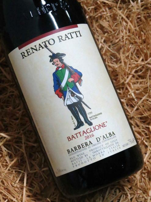 [SOLD-OUT] Renato Ratti Barbera Battaglione 2016