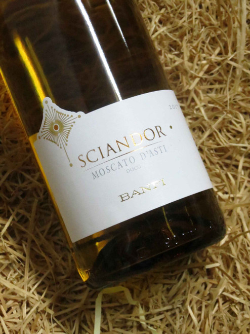 [SOLD-OUT] Banfi Moscato d'Asti Sciandor 2017