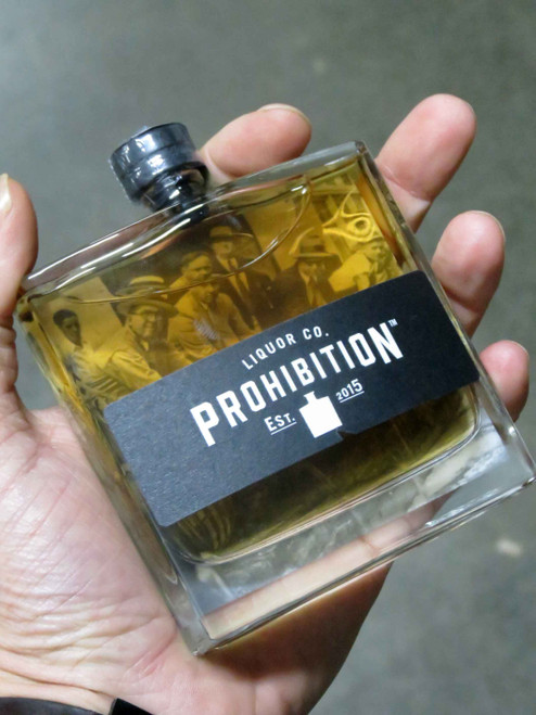 [SOLD-OUT] Prohibition Shiraz Barrel Aged Gin 100mL