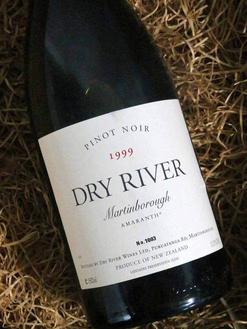 [SOLD-OUT] Dry River Pinot Noir 1999 1500mL-Magnum