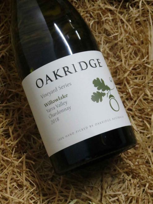 [SOLD-OUT] Oakridge Local Vineyard Series Willowlake Chardonnay 2018