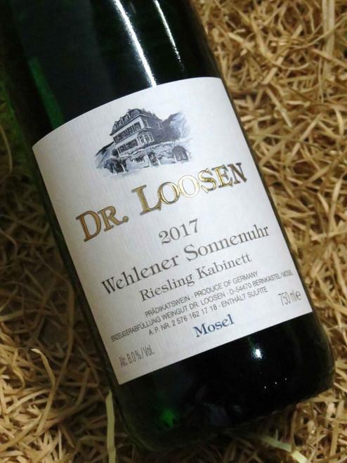 [SOLD-OUT] Dr Loosen Wehlener Sonnenuhr Riesling Kabinett 2017