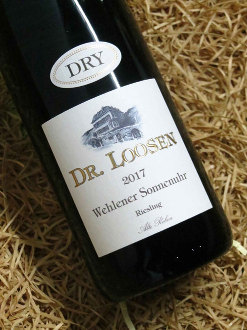 [SOLD-OUT] Dr Loosen Wehlener Sonnenuhr Riesling Grosses Gewachs 2017