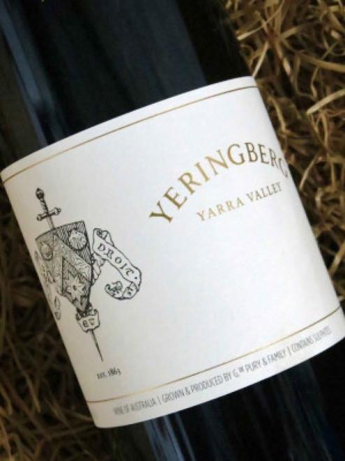Yeringberg Cabernets 2016