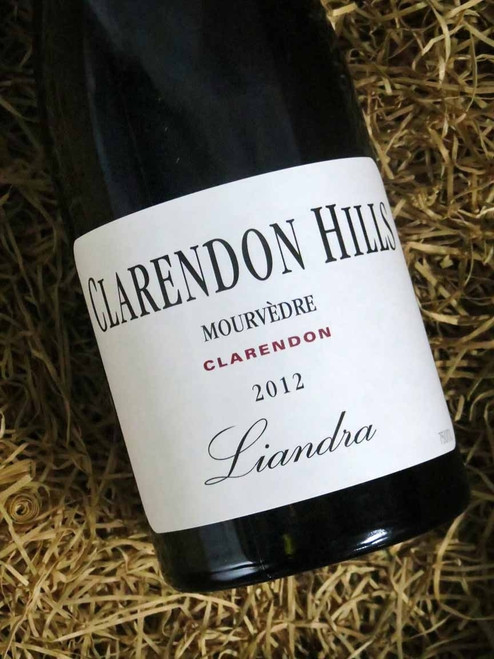 [SOLD-OUT] Clarendon Hills Liandra Mourvedre 2012