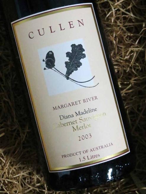 [SOLD-OUT] Cullen Diana Madeline Cabernet Merlot 2003 1500mL-Magnum